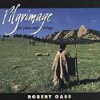 Robert Gass - Pilgrigame [CD] USA import