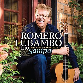 Romero Lubambo - importación de USA de Sampa [CD]