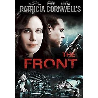 Patricia Cornwell Front (DVD) (brugt)