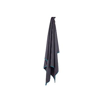 SoftFibre Lite Trek Towel X Large - Grey/Purple - Lifeventure
