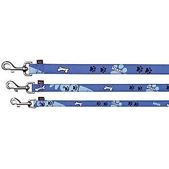 Trixie Correa Modern Art Woof Blue (Dogs , Collars, Leads and Harnesses , Leads)
