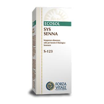Forza Vitale Sys Senna 50 ml (Herbalist's , Natural extracts)