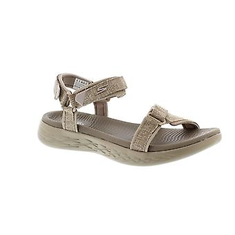 Skechers 15315 On-The-Go 600 Radiant - Taupe (marron) Womens sandales