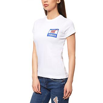 FIAT Yamaha ladies T-Shirt white 5090651