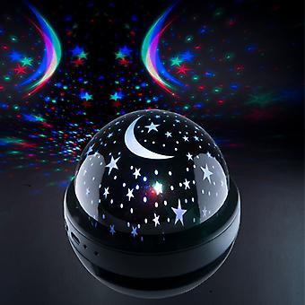 Galaxy-Lichtshow-Funklautsprecher