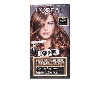 L'oreal Expert Professionnel Preference Mechas Sublimes Brown To Light Blonde