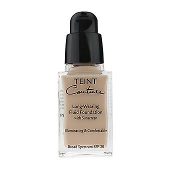 Givenchy Teint Couture Foundation SPF 20 '2 Elegant Shell' 0.8Oz New In Box