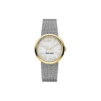 Diseño danés señoras reloj IV65Q1211