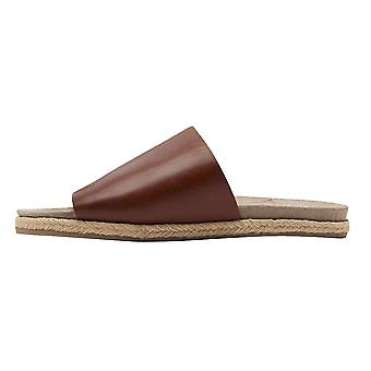 Joules Joules Faraway Leather Molded Womens Slide Sandal (Y)