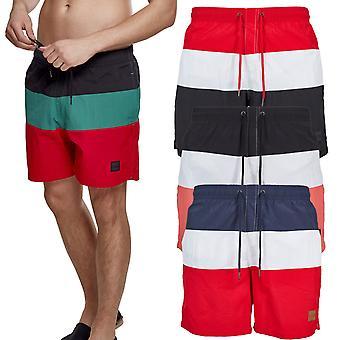 Urban klassikere - blok svømme svømme shorts badetøj