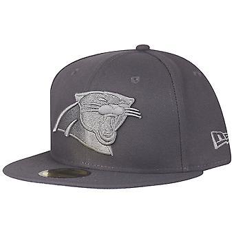 Nova era 59Fifty Cap - grafite Carolina Panthers