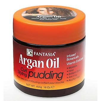 Fantasia Argan Oil Curl Styling Pudding 454g