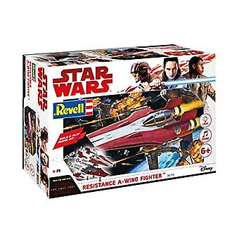 Revell 06759 Star Wars épisode Viii Build & Play rouge A-Wing Fighter