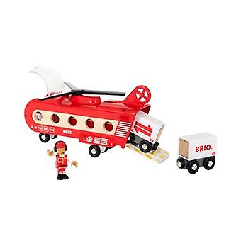 BRIO Cargo transporthelikopter 33886