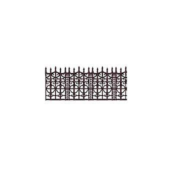 Raccapricciante recinzione confine