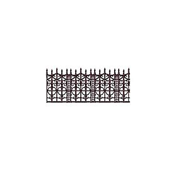 Creepy Fence Border