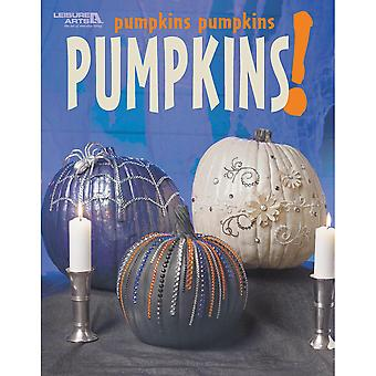 Leisure Arts-Pumpkins, Pumpkins, Pumpkins