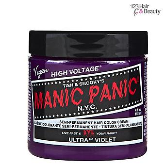 Manic Panic Manic Panic Semi Permanent Hair Color - Ultra Violet