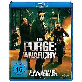 blu-ray The Purge - Anarchy FSC: 16