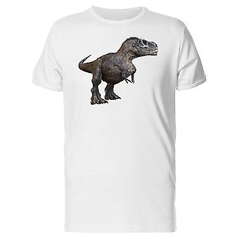 Standing T Rex Illustration Tee Men's -Image by Shutterstock