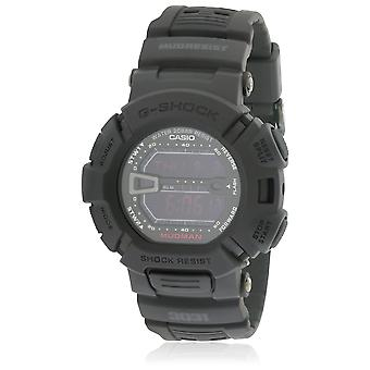 Casio Men's G-Force Military Concept Black Digital Watch G9000MS-1CR
