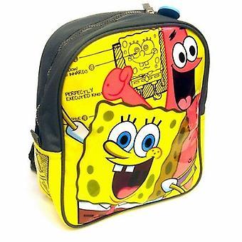 Sponge Bob Mini école sac à dos jaune