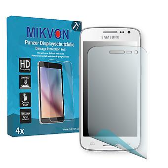 Samsung G3518 Galaxy Core TD-LTE Screen Protector - Mikvon Armor Screen Protector (Retail Package with accessories)