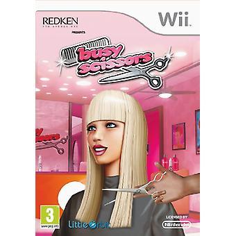 Busy Scissors (Wii)