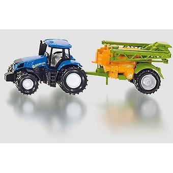 1668 SIKU Traktor + sprayer