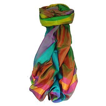 Varanasi Ekal Premium langen Schal Heritage Serie Silk Batra 8 von Pashmina & Seide