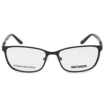 Harley Davidson Rectangular Eyeglasses Frames HD0530 002 53