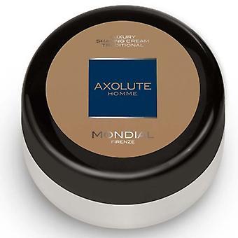 Mondial Axolute Homme Luxury Shaving Cream Traditional In Bowl 150ml