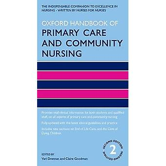 Oxford Handbook of Primary Care and Community Nursing (2nd Revised ed
