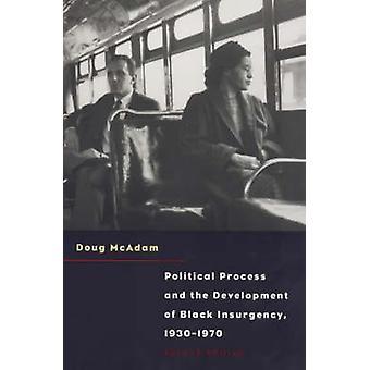 Politieke proces en de ontwikkeling van de zwarte opstand - 1930-70)