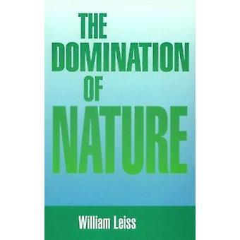 Die Beherrschung der Natur durch William Leiss - 9780773511989 Buch