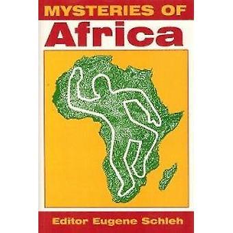 Mystères de l'Afrique par Schleh - livre 9780879725112