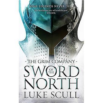 Miecz północy przez Luke Scull - 9781781851579 książki