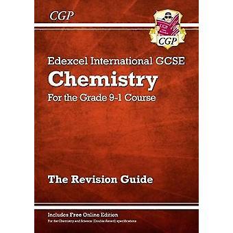 Nuevo grado 9-1 Edexcel internacional GCSE química - revisión guía wi