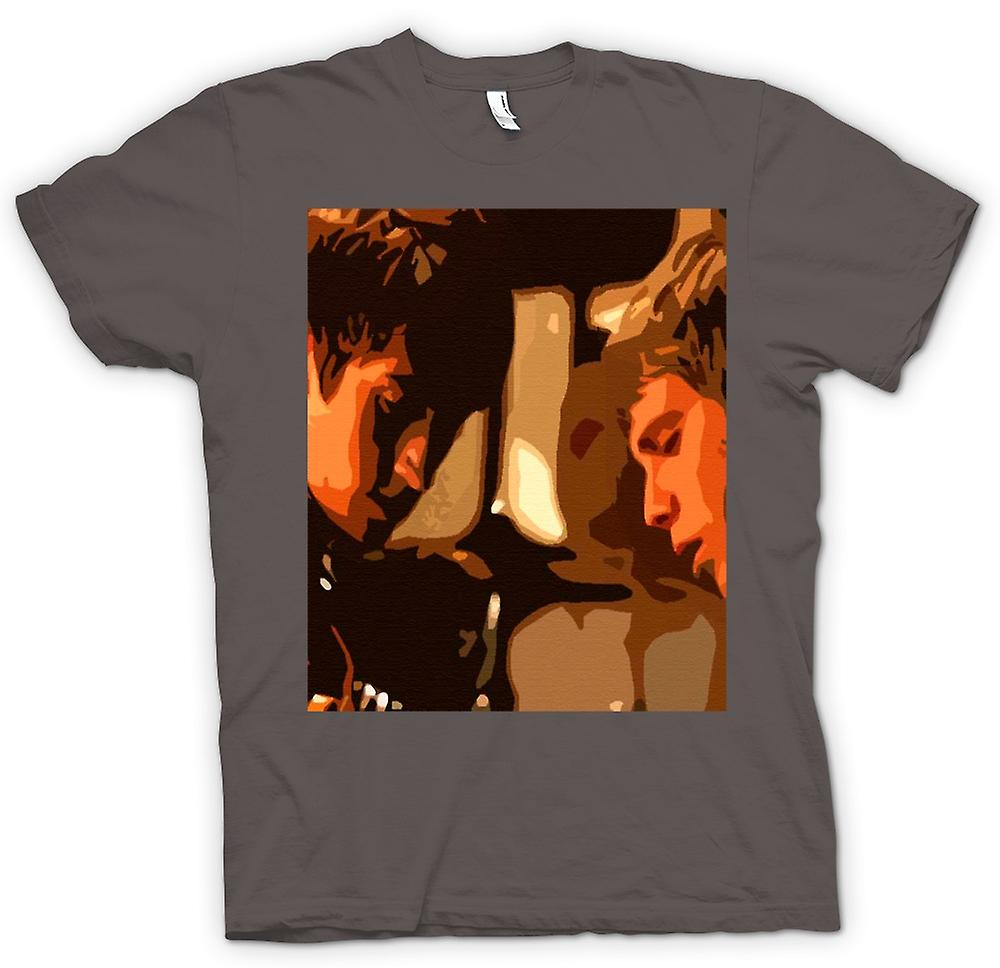 Mens T-shirt - Arctic Monkeys - Musik