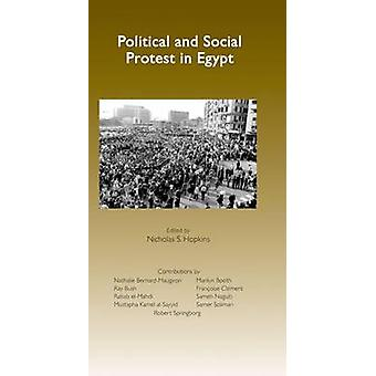 Political and Social Protest in Egypt by Nicholas S. Hopkins - 978977