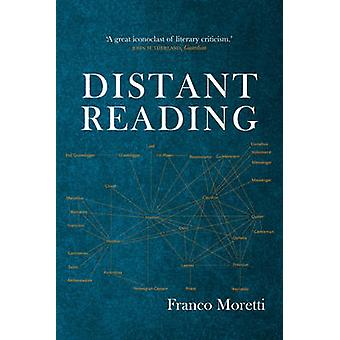 Distant Reading by Franco Moretti - 9781781680841 Book