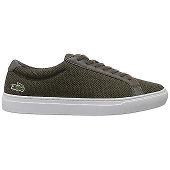 Baskets Lacoste homme vert