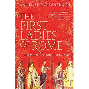 Las primeras damas de Roma: la mujer detrás de los Césares