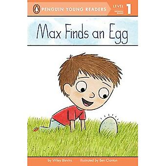 Max Finds an Egg (Penguin Young Readers: Level 1)