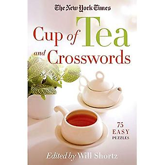 The New York Times Cup of Tea and Crosswords: 75 Easy Puzzles