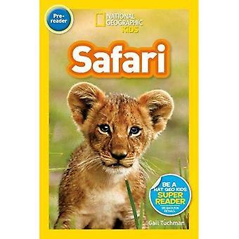 On Safari! (National Geographic Kids Readers (Pre-reader))