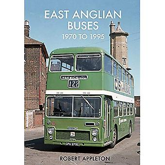 East Anglian Busse 1970 bis 1995