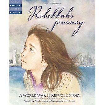 Voyage de Rebekkah: une histoire de réfugiés de la seconde guerre mondiale (contes de jeunes américains)