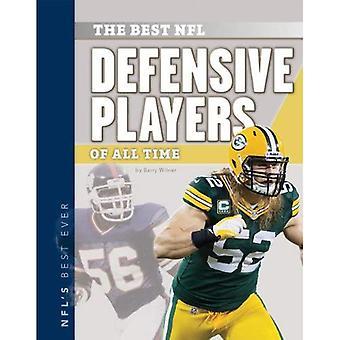 De beste spelers van de NFL defensief aller tijden (NFL's beste ooit)