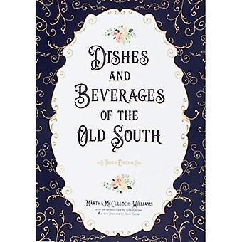 Plats et boissons du vieux Sud